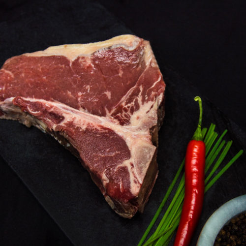T-Bone, Meat With ME.